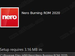 最新Nero Burning ROM 2020v22.0.1010中文绿色破解版